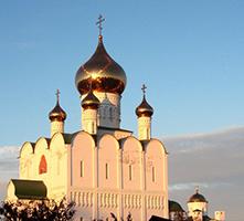 Свято-Никольский храм станицы Кавказской