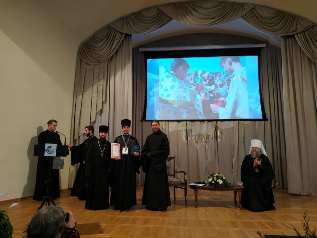 Тихорецкая епархия на II Социальном Съезде ЮФО и СКФО вошла в число особо значимых социальных епархиальных проектов